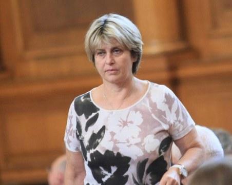 Весела Лечева с нова атака към ръководството на БСП, било видно защо са загубили 600 000 гласа