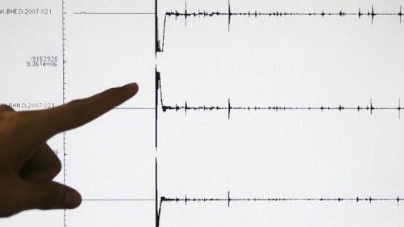 Още едно силно земетресение в Европа, този път край Исландия