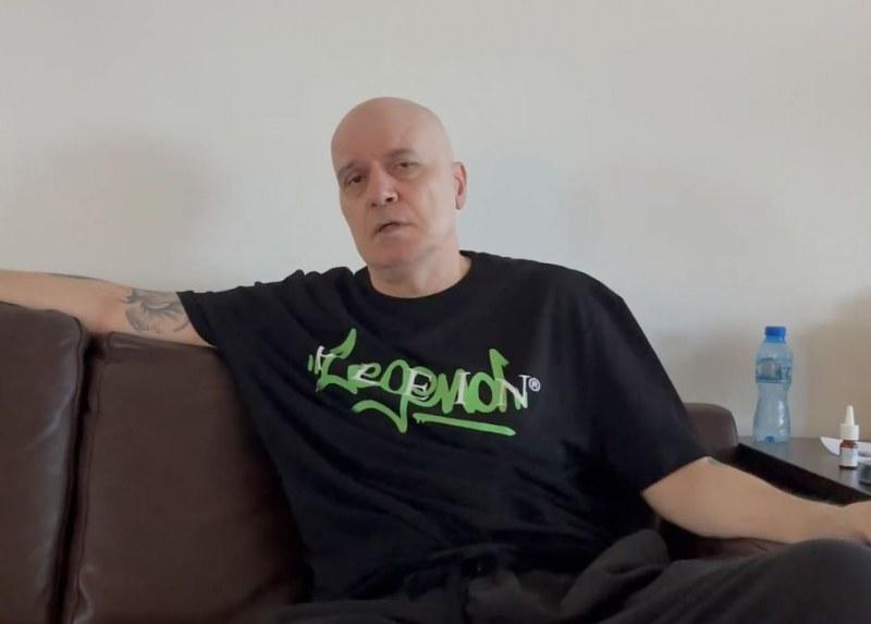 Слави пред Тошко Йорданов:  Върша си работата, невъобразимо облекчение е да не се показвам