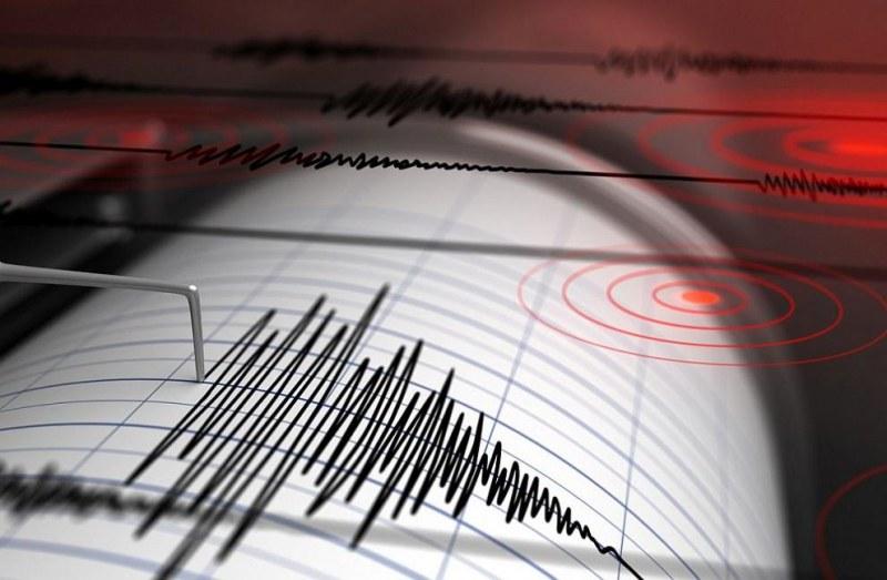 Земетресение с магнитуд 5,7 по Рихтер край бреговете на Гърция