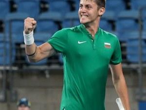 Александър Лазаров спечели титлата от тенис турнира на клей в Грузия