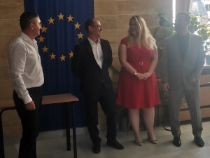 Трима нови съдии влизат в Районен съд-Пловдив
