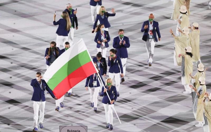 Българското участие на Олимпийските игри в Токио на 4 август