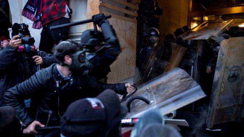 Самоубил се е четвърти полицай от участвалите в отбраната на Капитолия