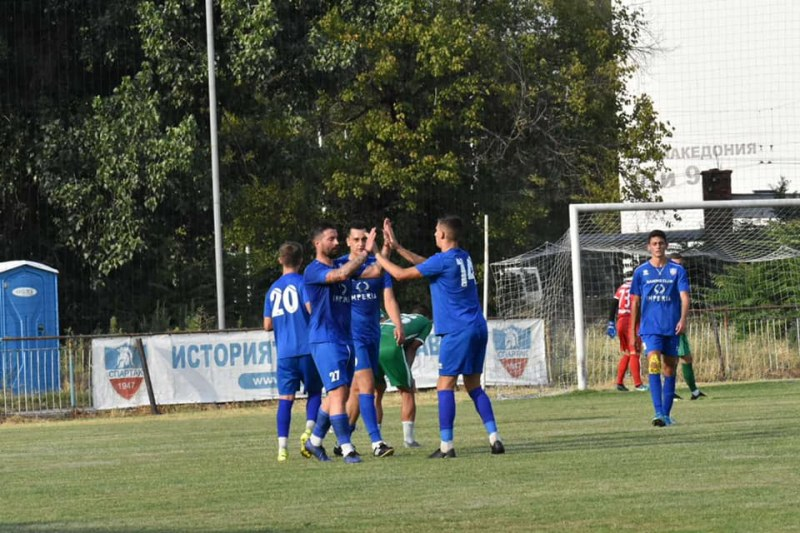 Спартак срещу Сокол Марково за Купата