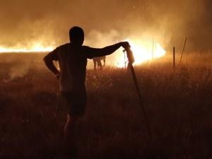 """Кметът на община """"Родопи"""" благодари на хората, които се бориха със стихията в Кадиево"""