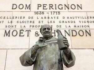 На този ден: Бенедиктинският монах Дом Периньон създава шампанското