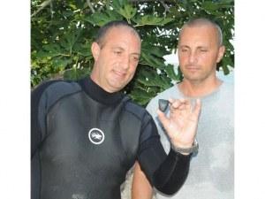 В морето край Ахтопол откриха каменна тесличка на 7000 хиляди години
