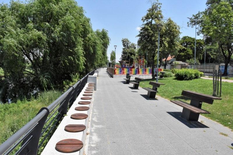 Зико: Социализирана ли е Марица? Вижте проекта край реката – децата няма откъде сладолед да си купят