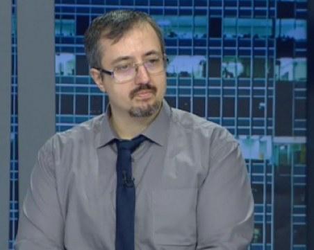 Д-р Лъчезар Томов: До две седмици ще имаме по 1700 заразени на ден