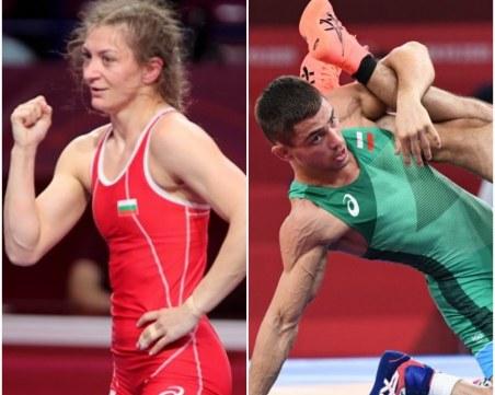 Евелина Николова не се пребори за олимпийски финал, Георги Вангелов ще играе на репешажите