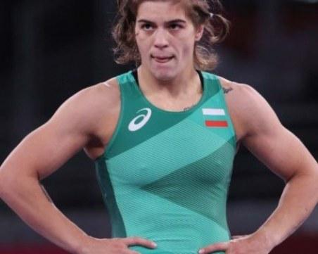 Втори олимпийски медал за България! Тайбе Юсеин с бронз