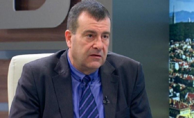 Димитър Петров: До дни влизаме  в оранжевата зона, в курортите никой не спазва мерките