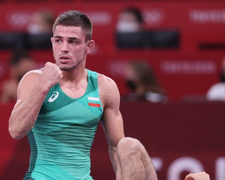 Георги Вангелов ще се бори за бронзовия медал в Токио