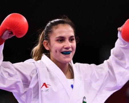 Ивет Горанова е на финал в Токио