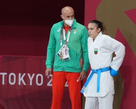 Нов медал за България след три поредни победи на Ивет Горанова в Токио