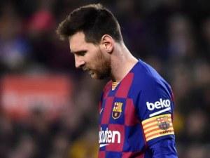 Шокиращо развитие! Меси напуска Барселона