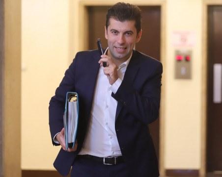 Кирил Петков: Управлението на България не е голяма философия, може да я променим лесно