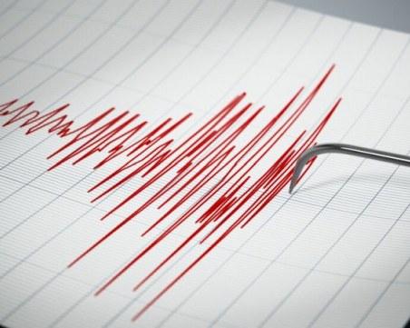 Слабо земетресение край Кюстендил