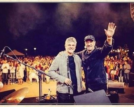 Виртуозите Теодосий Спасов и Влатко Стефановски с общ концерт в Пловдив