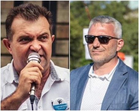 Георги Георгиев от БОЕЦ vs. Хаджигенов: Бягайте и си търсете истински адвокати