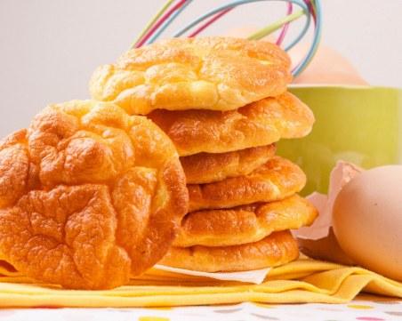 Облачен кето хляб без въглехидрати