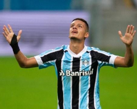Лудогорец в битка със сериозни клубове за бразилец