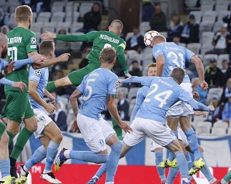 Лудогорец се бори и не беше далеч, но няма да играе в групите на Шампионската лига