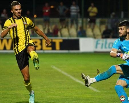 Дубълът на Ботев с първа загуба във Втора лига
