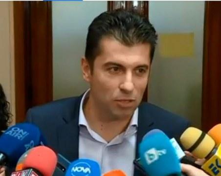 Кирил Петков: Фокусиран съм върху работата си като министър, а не към политически проект