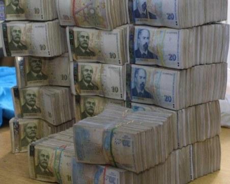 Приходите, събрани от НАП, растат с над 2 млрд. лв. спрямо миналата година