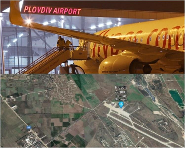 Какво се случи с ЖП проекта за влакова линия до летище Пловдив?