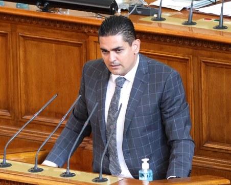 Радостин Василев е депутатът,на когото Дончева е предложила 500 000 лева