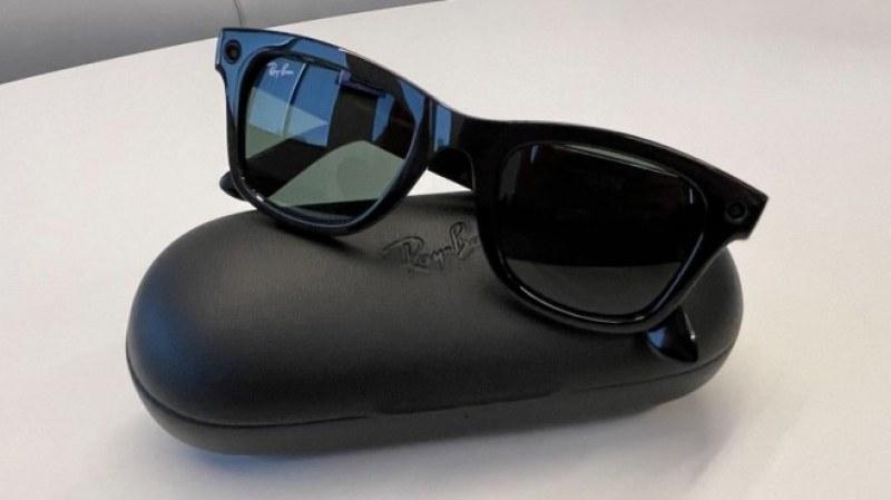 Facebook представи интелигентни очила съвместно с Ray-Ban