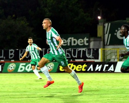Официално: Мартин Камбуров вече е най-резултатният играч в българския футбол