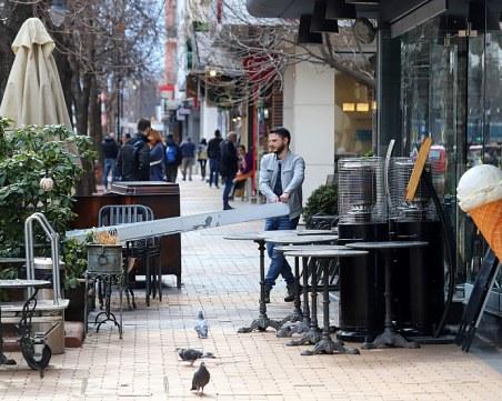 Ресторантьори се вдигнаха на протест във Враца