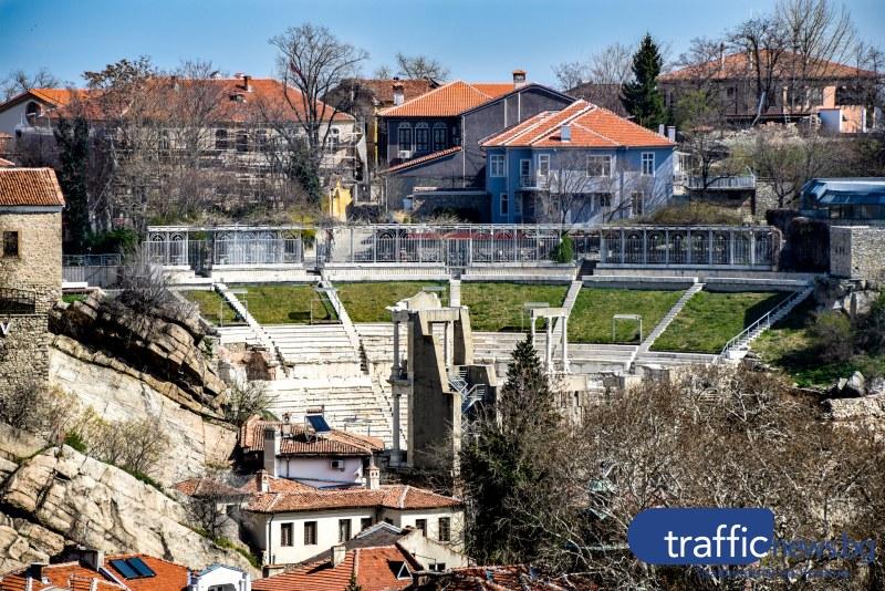 Пловдив иска управлението на Античния театър от държавата за 10 години