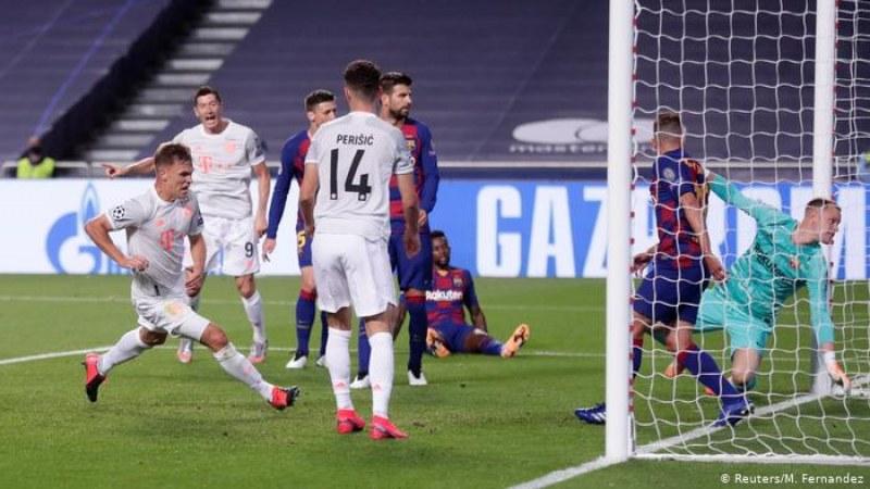 Шампионска лига се завръща с Барселона - Байерн Мюнхен