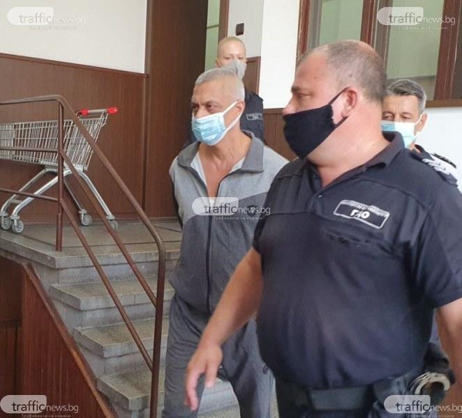 Без признание за вина: Разпитват всички свидетели по делото срещу Миленко, убил жена си в Шекера