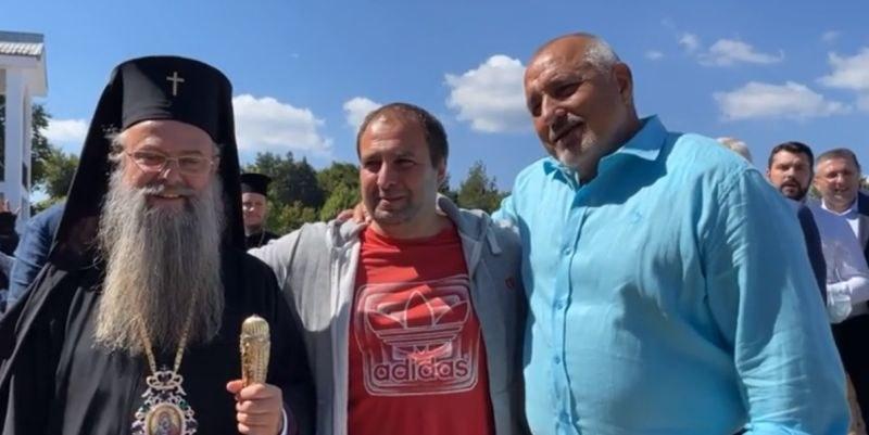Борисов от Кръстова гора: Превърнаха парламента в място за лични вендета