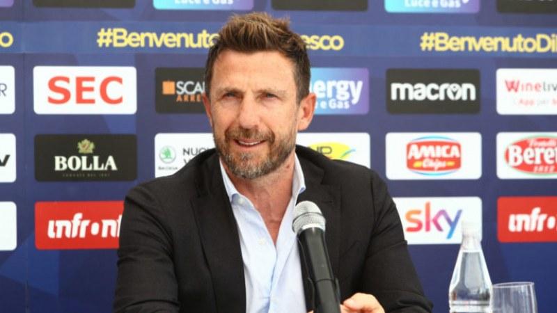 Две треньорски рокади в Серия А за един ден