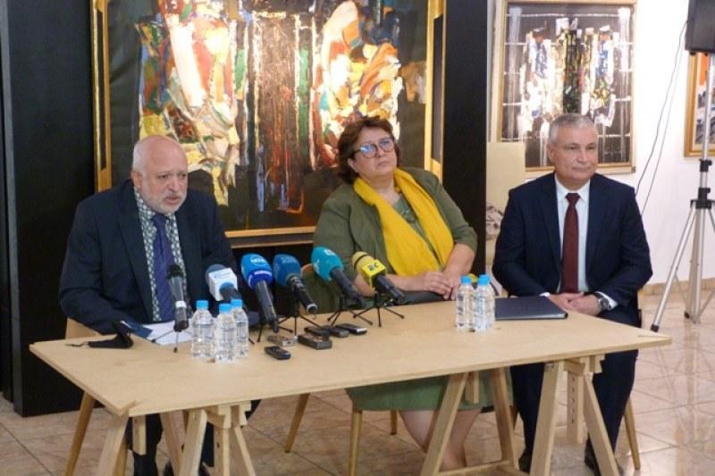 Минеков: 64% от артисти и технически екипи в културните институти са ваксинирани