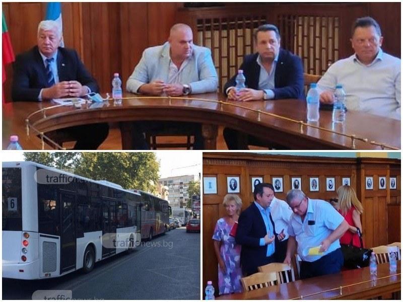ОБЗОР: Дадоха 1 млн. лв. на превозвачите, откриха нов вариант на COVID-19 в Пловдив