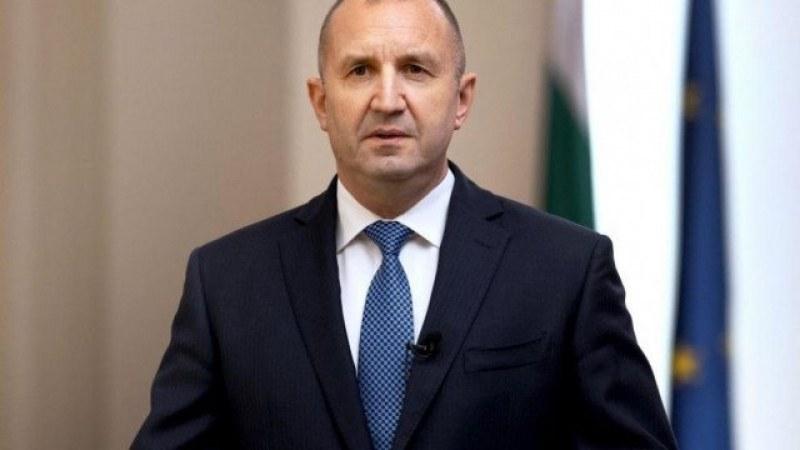 Румен Радев събра служебните министри