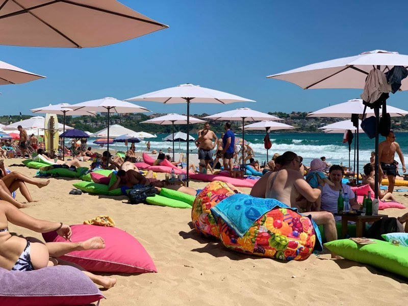 Със 70% повече туристи по морето през лято 2021