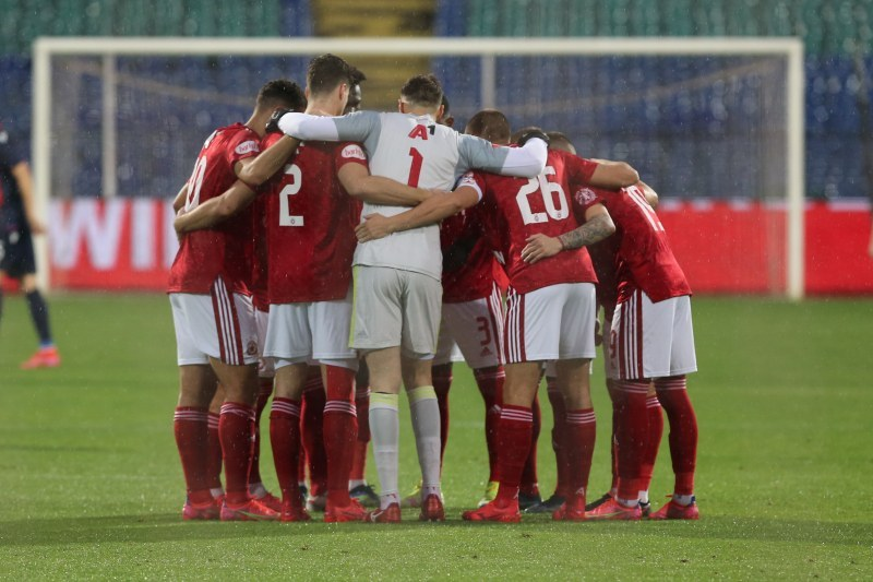 ЦСКА с тежко гостуване на Рома в първия си мач от групите на Лигата на конференциите
