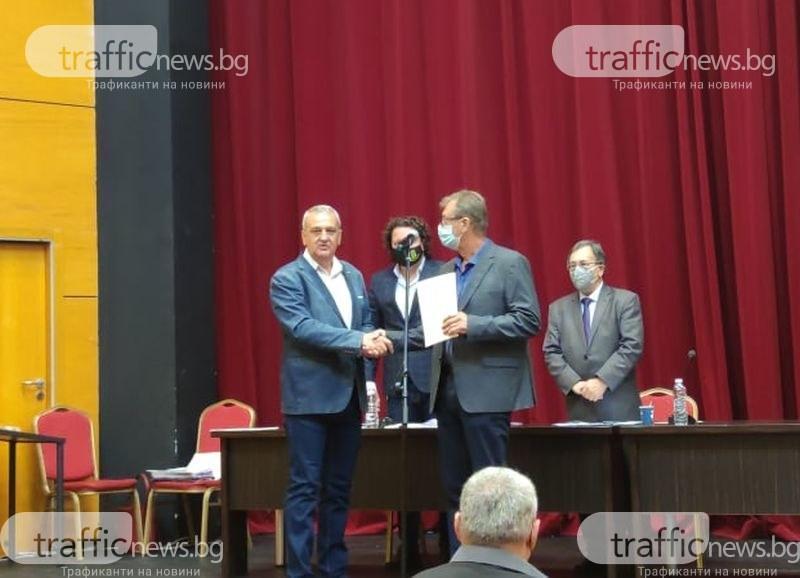 Уважаван лекар се закле като общински съветник в Пловдив