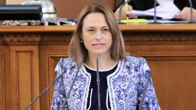 Ива Митева ще се кандидатира за последен път на следващите избори