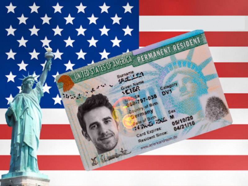 САЩ с ново правило за кандидатстване за зелени карти - доказва се ваксинация