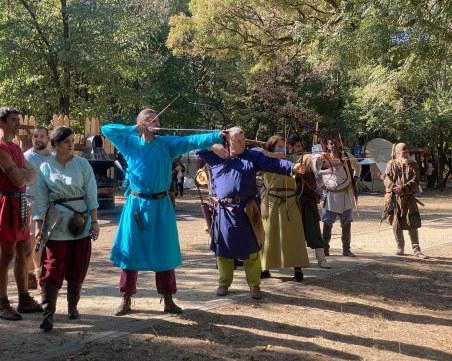 Фестивал връща Пловдив в Средновековието